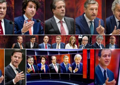 NOS Jaaroverzicht 2016 Politiek