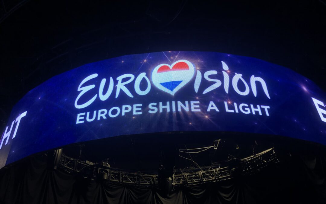 Eurovisiesongfestival 2020 | Europe Shine a Light